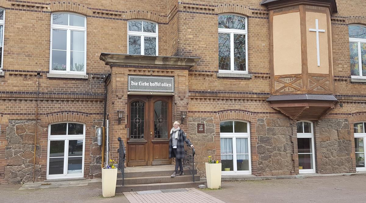 Treffen mit Wohngruppen der Diakonie Borsdorf am 19.02.2020